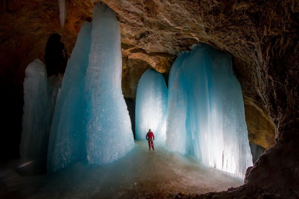 Eiskogelhöhle- jégbarlang