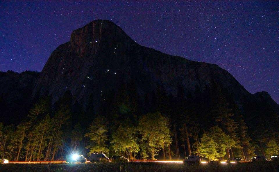 Éjszakai mászás
