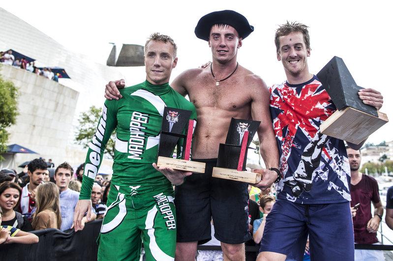 A győztesek © Dean Treml/Red Bull Content Pool