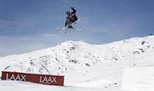 European Freeski Open Laax 2014