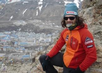 A Mount Everest turistája